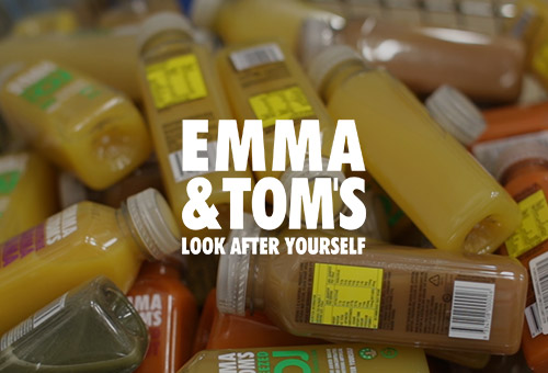 Emma and Toms Banner