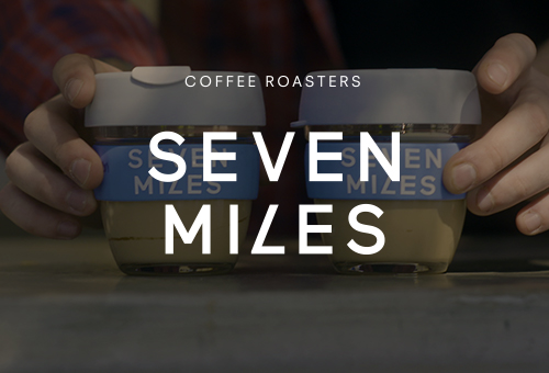 Seven Miles Coffee Banner