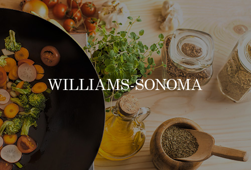 Williams Sonoma Banner