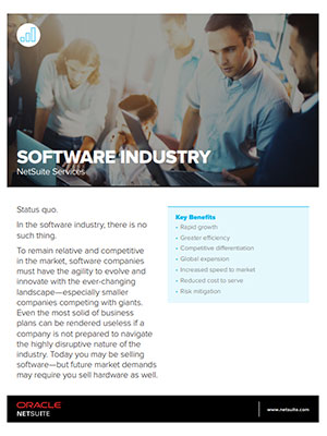 NetSuite Software: Software